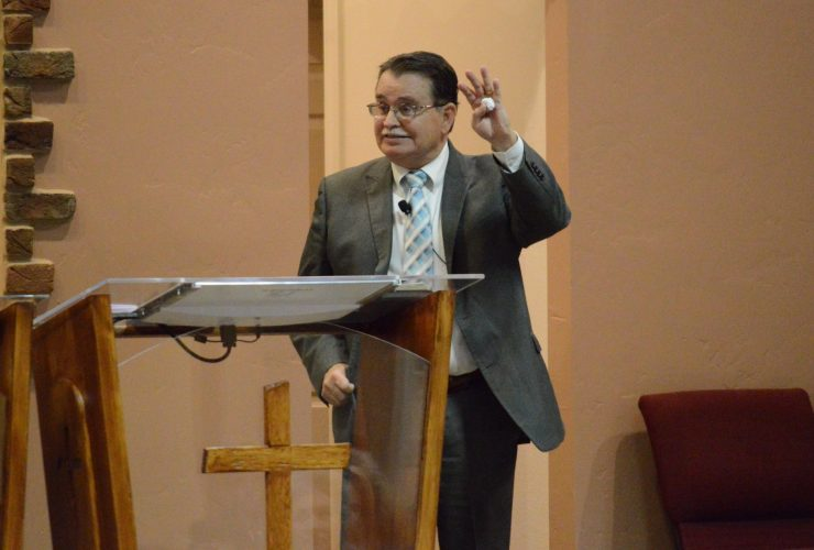 April 04, 2018 – Bro. Jimmy Alkire