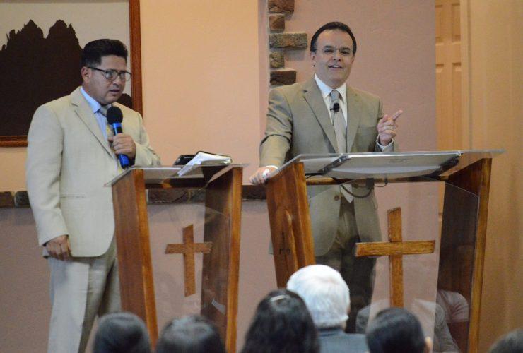 June 17, 2018 Pastor Caleb Perez